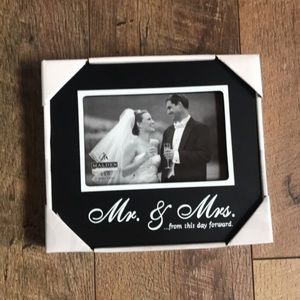 4x6 wedding picture frame
